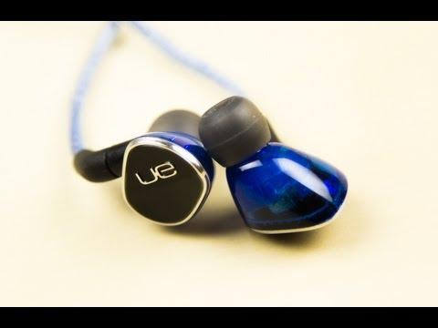 Logitech UE 900 In-Ear Headphone Review