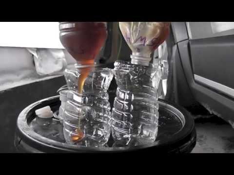 5W40 VS 15W40 Diesel Oil at -25C or 13F