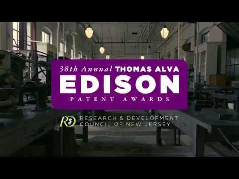 Honeywell R&D Council Of New Jersey Edison Patent Award Winner