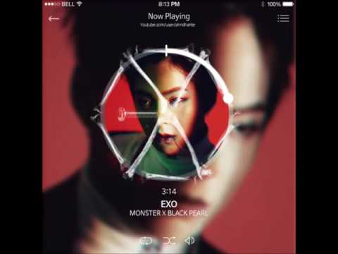 [MASHUP] EXO - Monster X Black Pearl