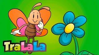 Cele mai frumoase flori - Cantece pentru copii TraLaLa