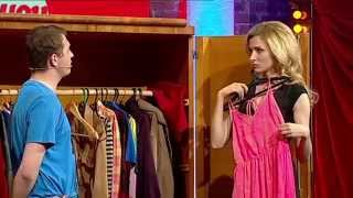 Гардероб парня и гардероб девушки | Мамахохотала-шоу