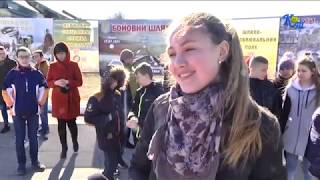 Конотоп відвідали школярі зі Словянська