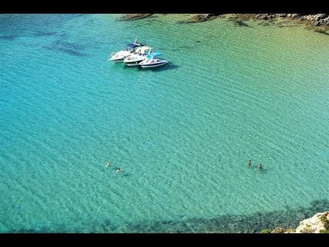 Lugares Secretos De Menorca: PLAYA De MONGOFRE
