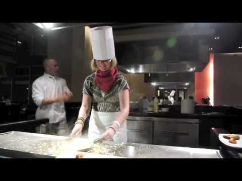 Cadence Cooking in Dominican Republic