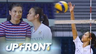 Upfront: Two high-flying Lady Eagles finally reunite for volley moves