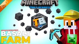 FAST BASALT FARM   Truly Bedrock Season 2 [72]   Minecraft Bedrock Edition