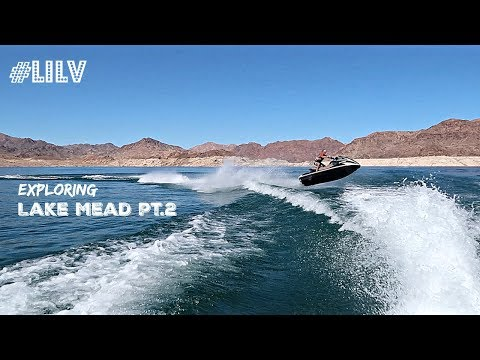 Exploring Lake Mead 2017 Pt.2 - WE GOT A BOAT!!!