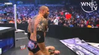 Smackdown 22-01-2010 (Batista vs. Finlay)