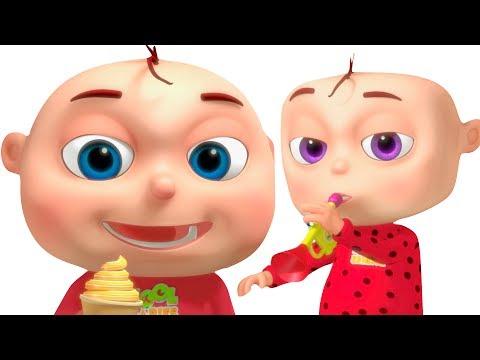 Five Little Babies In a Dream World | Five Little Babies Collection | Nursery Rhymes & Kids Songs