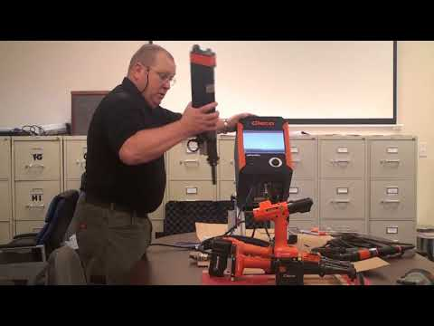 Cleco DC Electric Tools Training