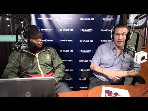 Stephen Baldwin Explains his Belief in the Illuminati on Sway in the Morning