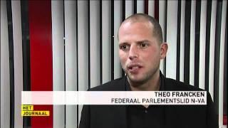 20120106 - Theo Francken : Koninklijke dotatie zal in 2012 opnieuw stijgen