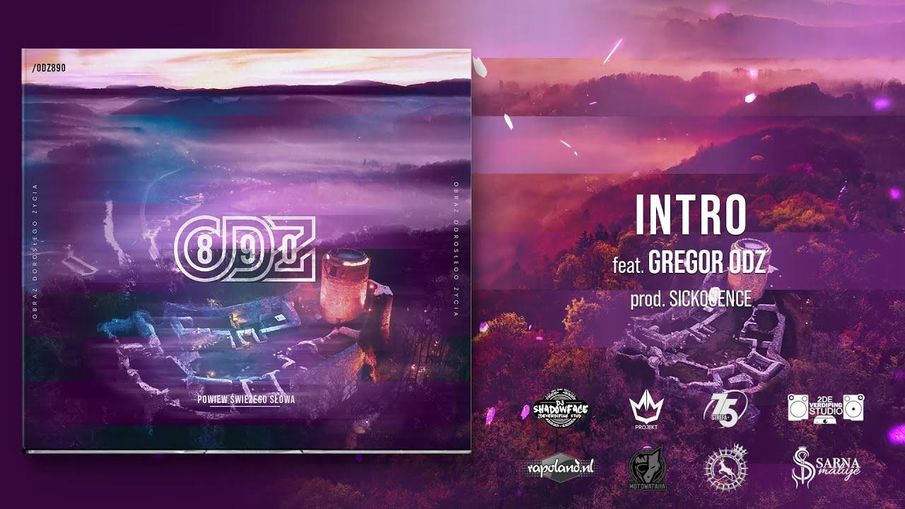Download Niechciany ODZ - Intro feat. Gregor ODZ (prod. Sickquence)