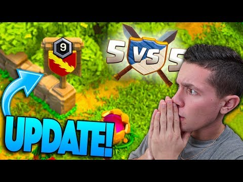 CLAN WARS IS GETTING AN UPDATE IN CLASH OF CLANS!!