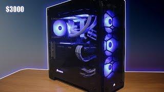 Download EPIC $3000 I7-8700K / MSI TRIO 1080TI PC BUILD (Time Lapse) Mp3 and Videos