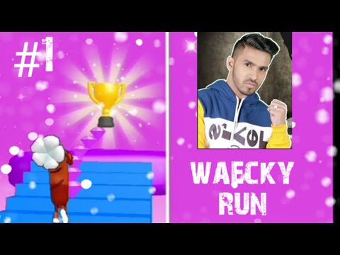 Weacky run/5level complete#1/Trust gaming subscribe them and like video