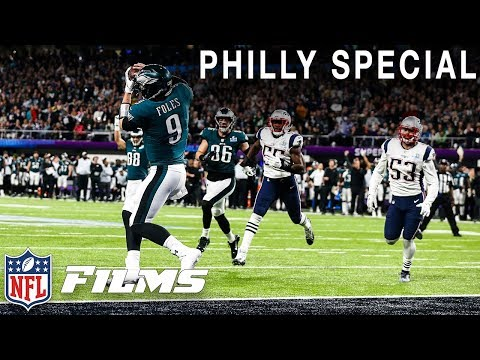 Philly Special: The Story Behind the BOLDEST Trick Play in NFL History! | NFL Films