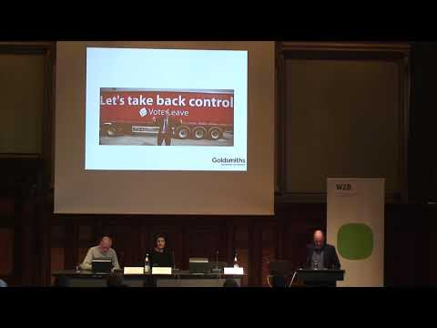 Lecture by Will Davies: The Neoliberal Spirit of Populism