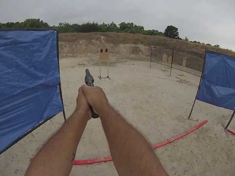 2017 Comp-Tac Republic of Texas IDPA Championship David D Rowe
