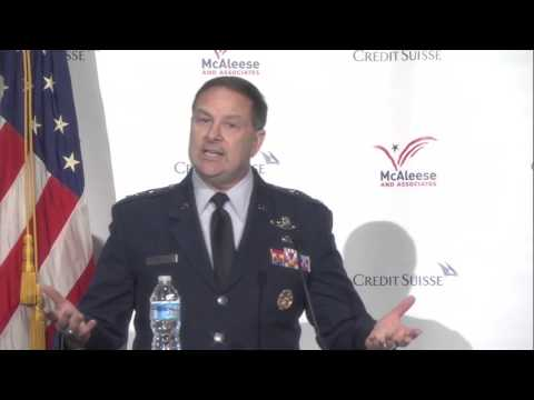 F-35 Program Chief Speaks at Defense Programs Conference
