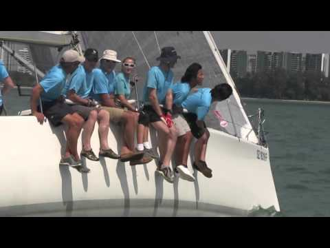 19th Singapore Straits Regatta - Day 1