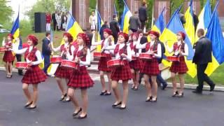 Свято Перемоги в Корюківці 9 го травня 2017 року
