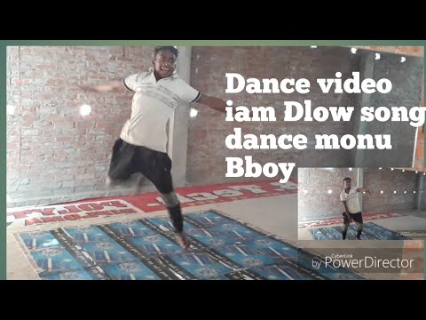 Dance video iAm Dlow song crumpping dance video monu bboy