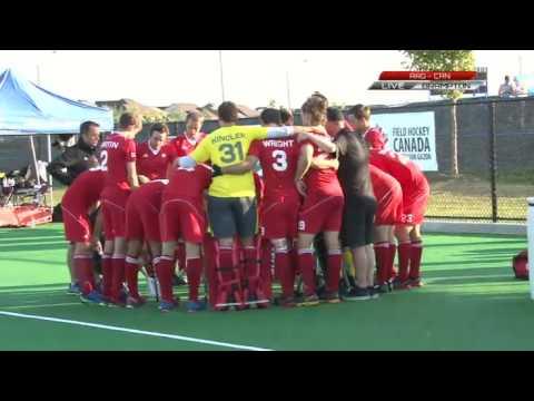 Team Argentina vs   Team Canada - August 17th 2013
