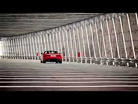 Jaguar F-Type V8 S exterior and driving shots, plus driving scenes
