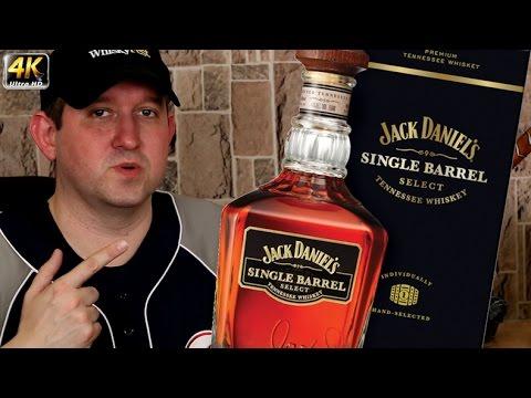 Whisky Brasil 216: Jack Daniel's Single Barrel Review [4K]