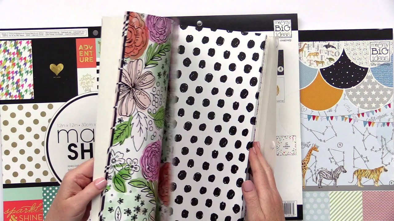 Mambi Paper Sheets Albums And More Youtube
