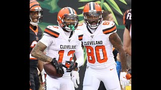 Where does Beckham \u0026 Landry rank among NFL's top receiving tandems? - Sports4CLE 6/15/21