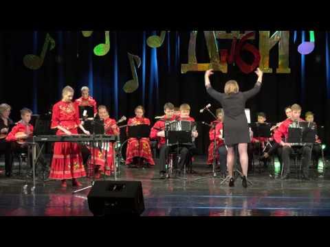 Отчетный концерт ДШИ № 6 (2018 год)