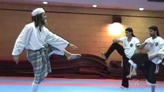 Abir Biblical Martial Arts - esnews mma