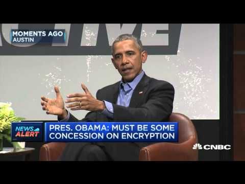 The President Obama About Bitcoin
