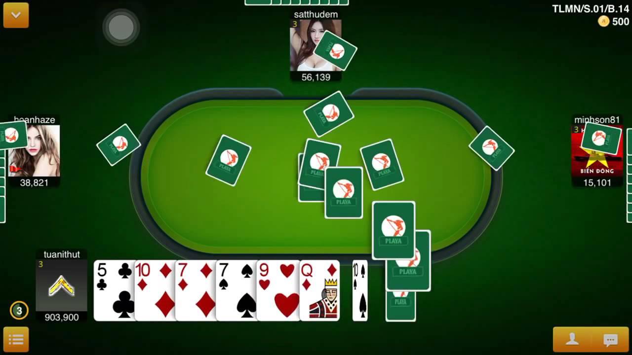 Game Danh Bai Tien Len Mien Nam Mien Phi – Game Bài PlayA không cần 3G