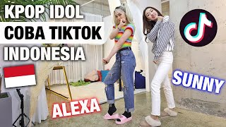 Download ALEXA KPOP IDOL KOREA COBAIN TIKTOK VIRAL INDONESIA!