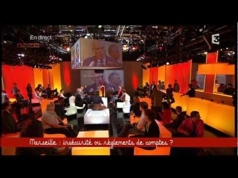 ce soir ou jamais - l'insécurité a Marseille - 11/09/2012