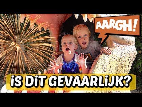 LUCiLLA iS VOOR 1 DAG DE BAAS 😳 | Bellinga Familie Vloggers #1158