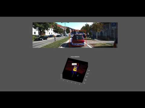 3D Object Tracking using RGB and 3D-LIDAR Data
