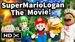 SuperMarioLogan The Movie! - Trailer #1 (2018) HD