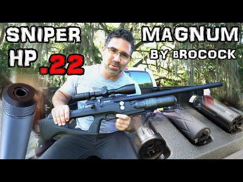 Brocock Bantam Sniper HP .22 - FULL REVIEW (RDW)