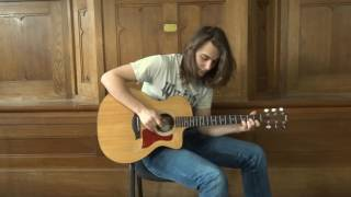 Freedom Battle - Wytch Hazel (Acoustic arrangement by Alex Haslam