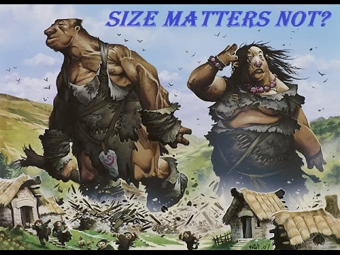 """Size Matters Not"" - D&D full Halfling Oneshot!"