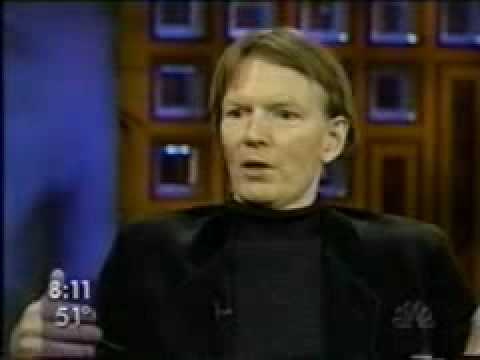 "Jim Carroll on NBC's ""Today"" Show (5/6/99)"