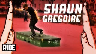 Shaun Gregoire - High-Fived