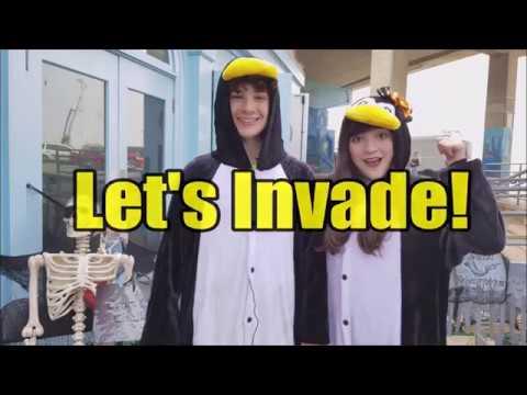 Conservation Invasion Episode 2 Halloween Spooktakular at the Santa Monica Pier Aquarium