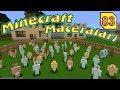 JOKERLER MİNECRAF'TA BEBEK ÇİFTLİĞİ BULUYOR (Minecraft Maceraları 83 Örümcek Adam)