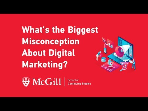 What's the Biggest Misconception in Digital Marketing?